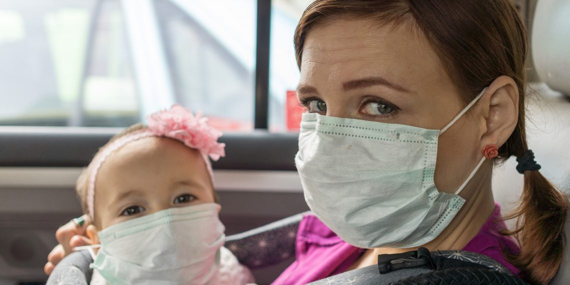 С какого возраста детям нужно носить маски
