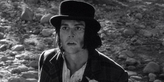 Джонни Депп, фильмы: «Мертвец»