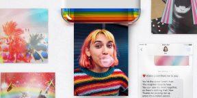 Polaroid представила карманный принтер без чернил. Он печатает водостойкие фотографии