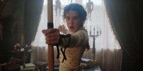 Netflix выпустил трейлер фильма «Энола Холмс» с Милли Бобби Браун, Генри Кавиллом и Хеленой Бонэм Картер