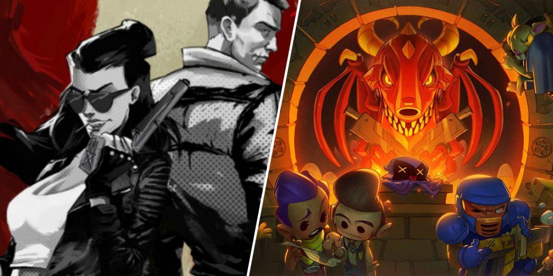 Раздача Epic Games: God's Trigger и Enter the Gungeon