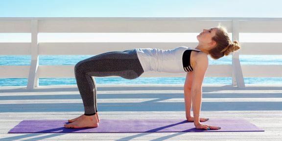 Тренировка дня: шикарный комплекс упражнений на всё тело