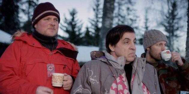 Скандинавские сериалы: «Лиллехаммер»