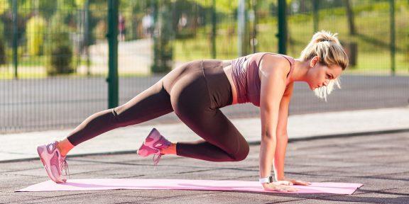 Тренировка дня: спокойный комплекс сделает вас сильнее и пластичнее