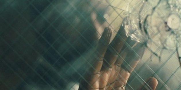 Кадр из фильма «Довод», 2020