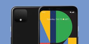 В Сети появились первые живые фото Pixel 5 и Pixel 4a 5G