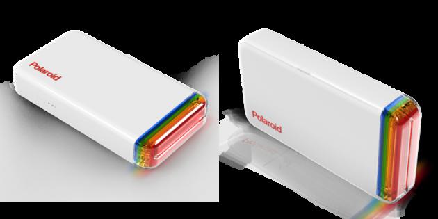 polaroid принтер