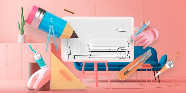 Профессия дизайнер интерьеров: почему это перспективно