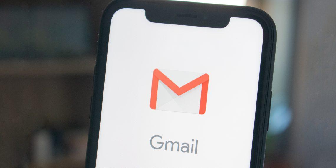 В работе Gmail и других сервисов Google произошёл сбой