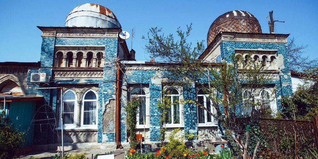 Достопримечательности Краснодара: Мавританский дворец