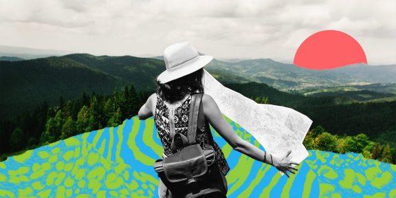 10 лайфхаков для девушек, готовых путешествовать в одиночку
