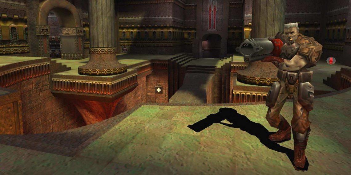 Культовую Quake III Arena раздают бесплатно и навсегда