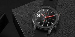 Цена дня: часы Amazfit GTR Lite 47 мм за 5301 рубль вместо 8490