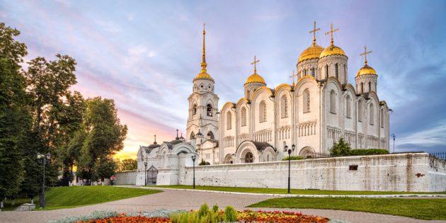 Достопримечательности Владимира: Успенский собор