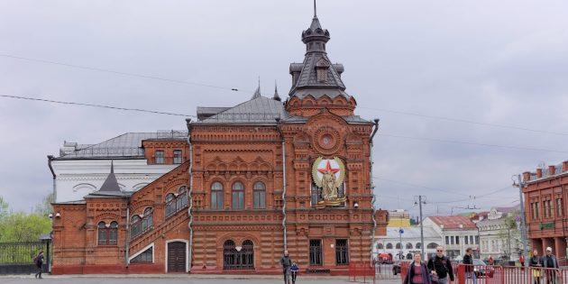 Какие достопримечательности Владимира посмотреть: Владимирская городская дума