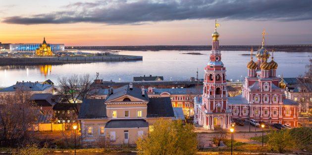 автопутешествия по россии: Поволжье