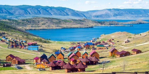 автопутешествия по россии: Байкал