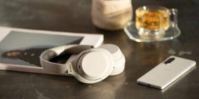 Sony представила WH-1000XM4 — новую модель флагманских наушников с активным шумоподавлением