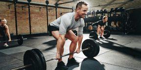 Как делать тягу штанги в наклоне, чтобы хорошенько прокачать спину