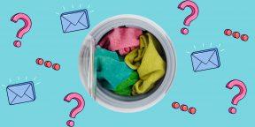 Как правильно сортировать одежду перед загрузкой в стиральную машину?