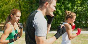 Тай-бо: бесконтактный фитнес для похудения и выносливости
