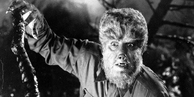 Фильмы про монстров: «Человек-волк»