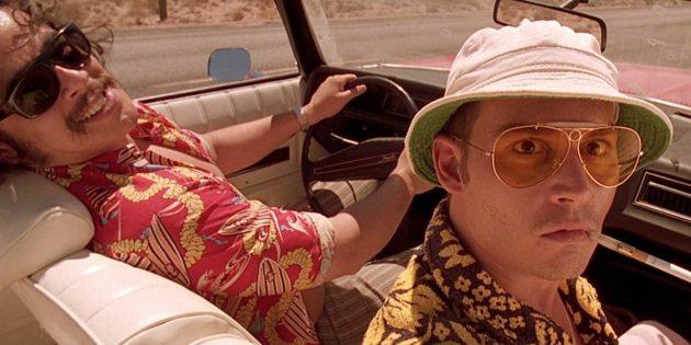 Фильмы с Джонни Деппом: «Cтрах и ненависть в Лас-Вегасе»