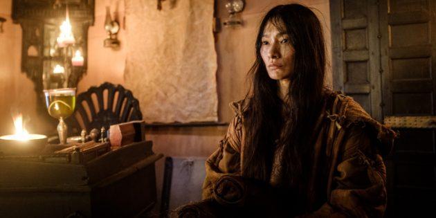 Кадр из фильма «В ожидании варваров»