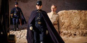 «В ожидании варваров» — антиутопия с Деппом и Паттинсоном, в которой звёздные актёры далеко не главное