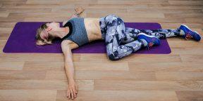 15 простых и полезных упражнений из йоги, которые легко повторить