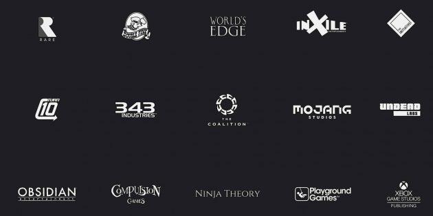 15студий работает над контентом для Xbox Series X