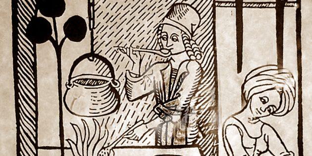 Заблуждения о Средневековье: специи тогда использовали, чтобы отбить вкус гниющего мяса