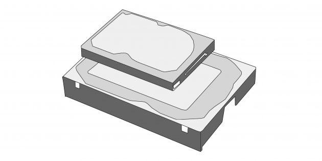 Как выбрать жёсткий диск: выберите формфактор