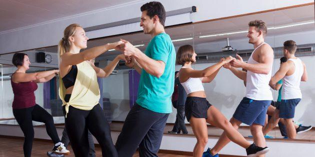 Как научиться танцевать: найдите единомышленников