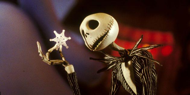 мультфильмы для всей семьи: «Кошмар перед Рождеством»