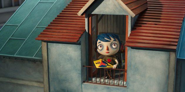 мультфильмы для всей семьи: «Жизнь Кабачка»
