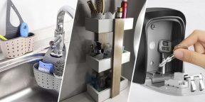 10 органайзеров для хранения всех нужных мелочей дома