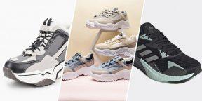 10 утеплённых кроссовок, которые стоит купить на осень и зиму