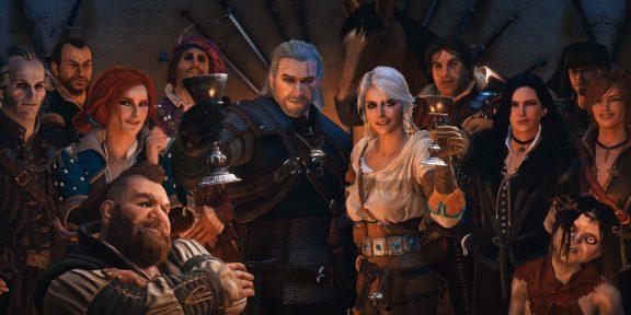 Улучшенная версия игры «Ведьмак 3: Дикая Охота» выйдет на PS5, Xbox SeriesX и ПК