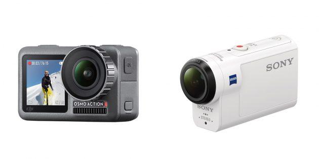 Что подарить парню на день рождения: экшен-камера
