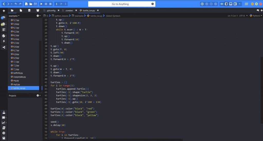 Редакторы кода: Komodo IDE
