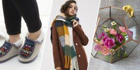 13 товаров не дороже 2 000 рублей, с которыми станет уютно и тепло