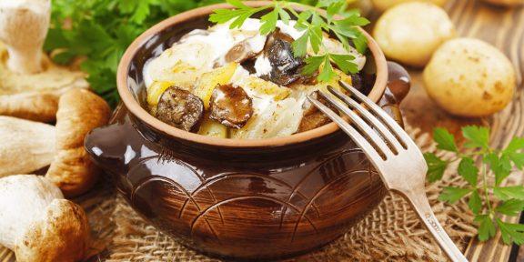 Икра, хинкали и супы. Что приготовить, если у вас есть лесные грибы