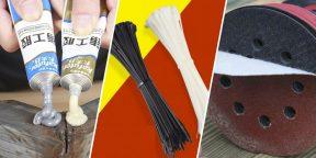 16 необходимых в быту и ремонте расходников с AliExpress