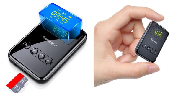 Bluetooth-адаптер Essager