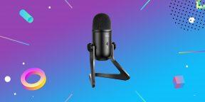 Надо брать: недорогой микрофон Fifine для трансляций, подкастов и онлайн-звонков