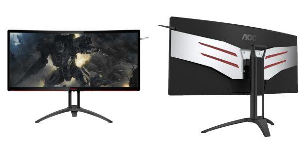 Игровой монитор AOC Gaming AG352UCG6