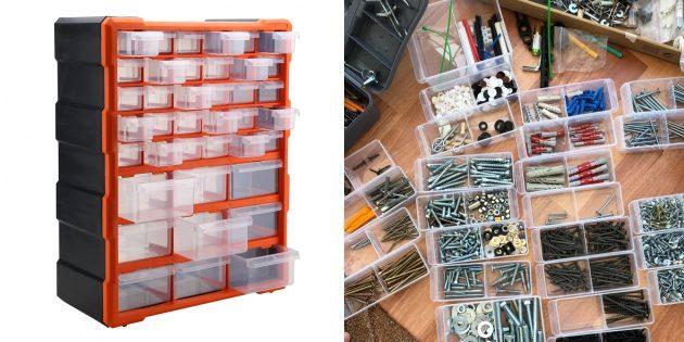 Система хранения инструментов DEKO