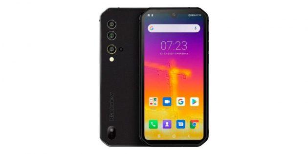 Неубиваемый смартфон Blackview BV9900Pro