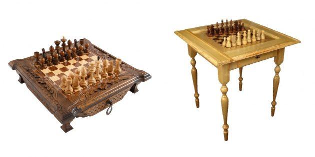 Подарок начальнику на день рождения: коллекционный шахматный набор